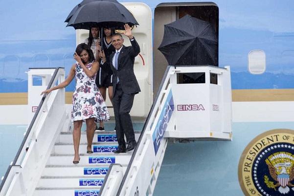 Obama se reunirá con Raúl Castro en su segundo día en Cuba.