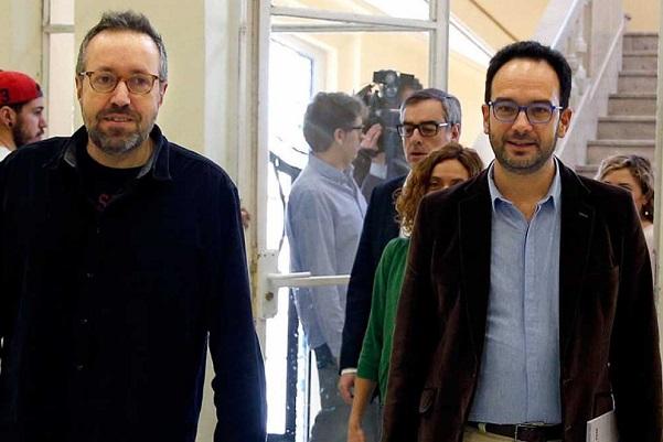 """PSOE y Ciudadanos están dispuestos a """"negociar"""" con otras fuerzas conjuntamente."""
