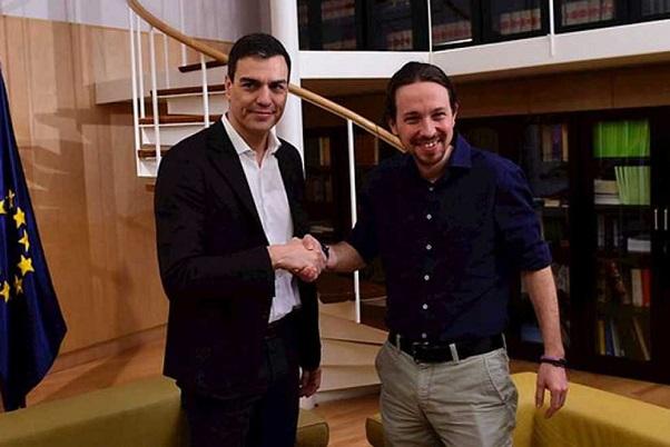Pablo Iglesias- 'Si el obstáculo soy yo, no hay ningún problema, renuncio a estar en el Gobierno'.