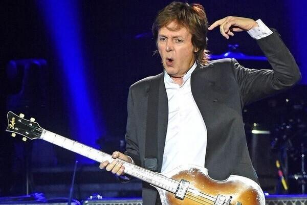 Paul MacCartney actuará en España, en junio, tras 12 años de ausencia.