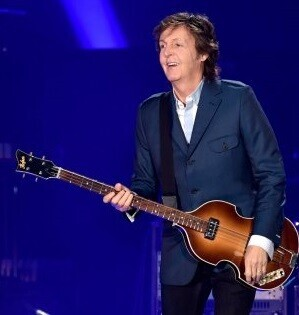 Paul McCartney inició su gira ' class=