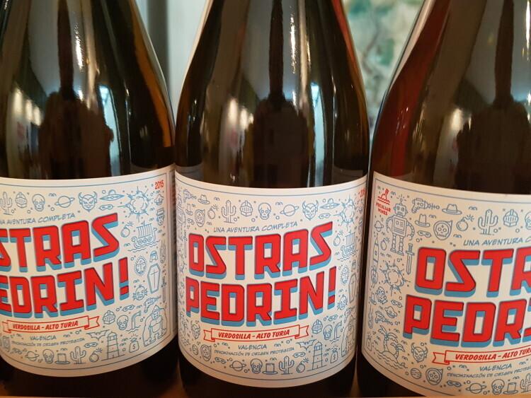 Peculiar Wines la última apuesta de la bodegas Vicente Gandía con los vinos Ostras Pedrín y  Uva Pirata (18)