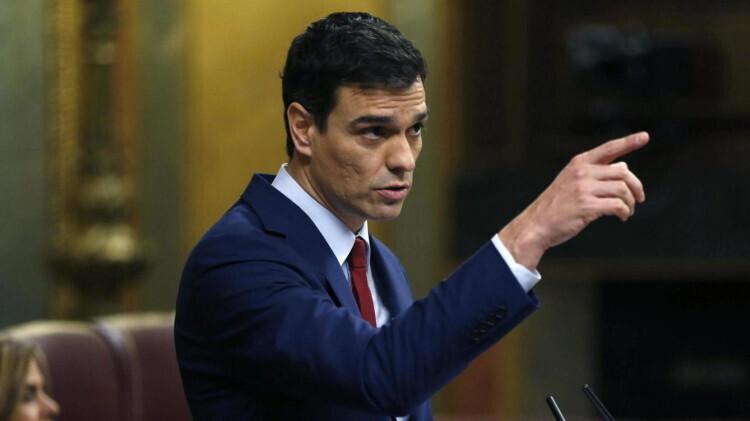 Pedro Sánchez llega la segunda votación de investidura sin apoyos para una mayoría simple.