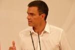 """Pedro Sánchez no se cierra a que en un nuevo gobierno """"haya representantes de Podemos y Ciudadanos""""."""