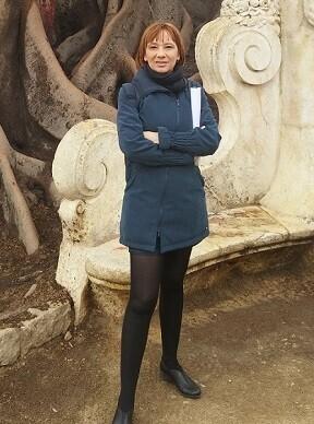 Pilar Soriano, concejala de Medio Ambiente.
