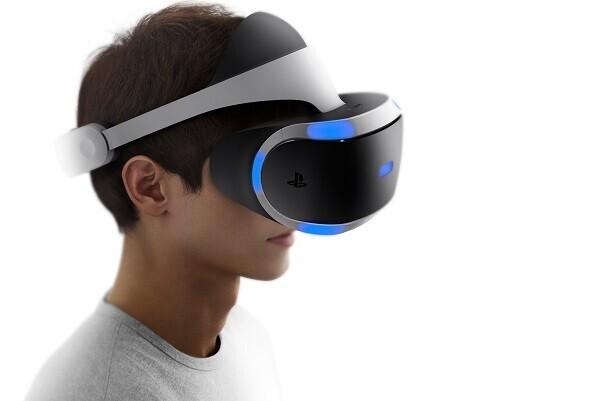 PlayStation VR saldrá al mercado en octubre de 2016.