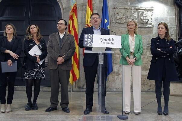 Puig 'La Generalitat no va a permitir que este episodio de deslealtad institucional se haga crónico en el modelo de relaciones con el gobierno de España'.