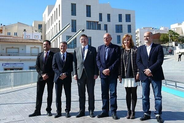 Puig reafirma su compromiso con la creación de empleo y la mejora del bienestar en la Comunitat.