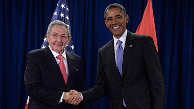 Raúl Castro y Barack Obama ya se han visto en tres ocasiones.