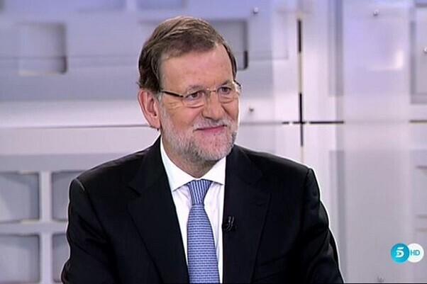 Rajoy dice que no 'tenía ni idea' de lo que pasaba en Valencia.