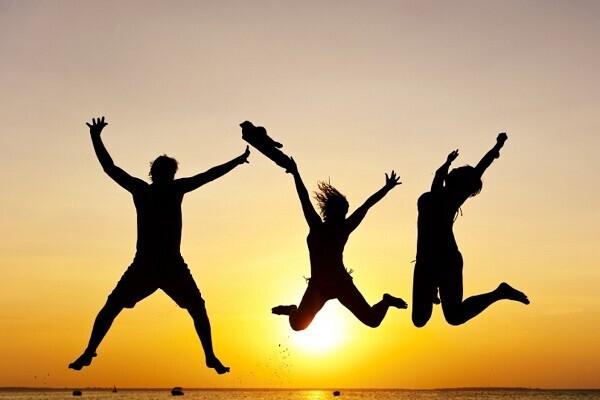 """Según la ONU, España ocupa el puesto 37 como el país """"más feliz"""" del mundo."""