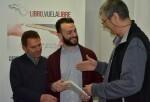 Talento e imaginación en los torneos de los cursos literarios de 'Libro, vuela libre'.
