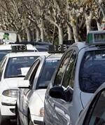 Taxis en Valencia.