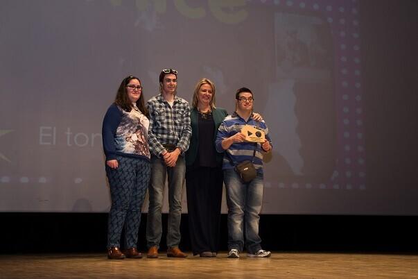 Un cortometraje realizado por la CEU-UCH, primer premio de su categoría en la III Mostra Internacional de Cinema Educatiu de Valencia.
