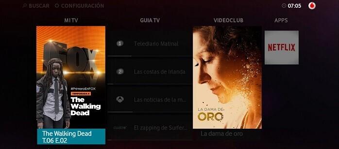 Una completa oferta con más de 120 canales, más de la mitad con calidad HD.