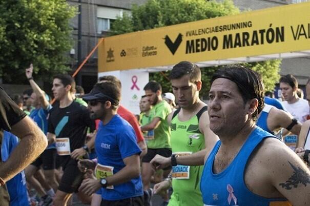 Valencia será la sede del Campeonato Mundial del Medio Maratón en 2018.