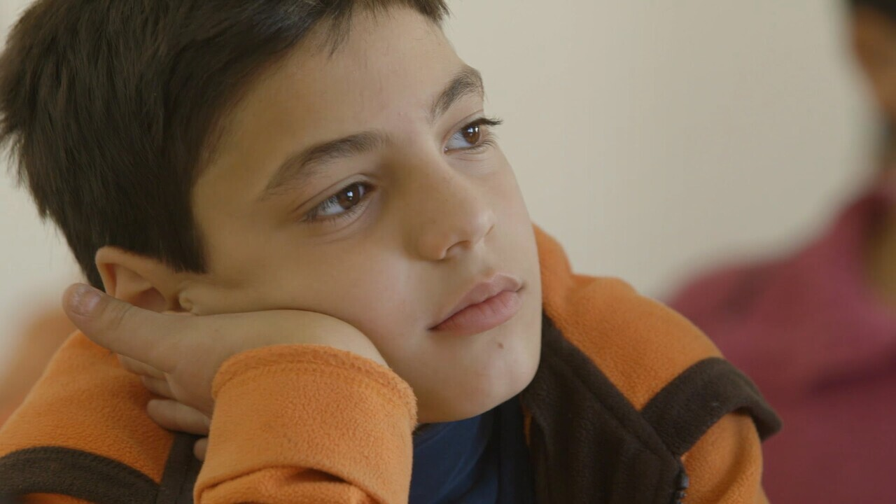 Los niños de los conflictos tambien sueñan