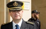 09/04/2014 ALICANTE.- Toma de posesión del Comisario Principal, José Javier Cuausante López, como Jefe de la Comisaría Provincial de Alicante / FOTO ALEX DOMINGUEZ