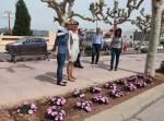 160426 visita jardines, Avda. Lledó (4)