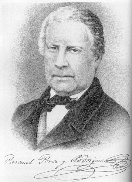 Fotografía de Pascual Pérez y Rodríguez Archivo Tragalllibres,1855