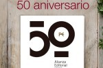 Alianza Editorial celebra sus primeros 50 años.