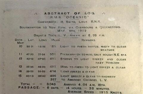 Cómo se encontró y qué había en el último bote salvavidas del Titanic (3)