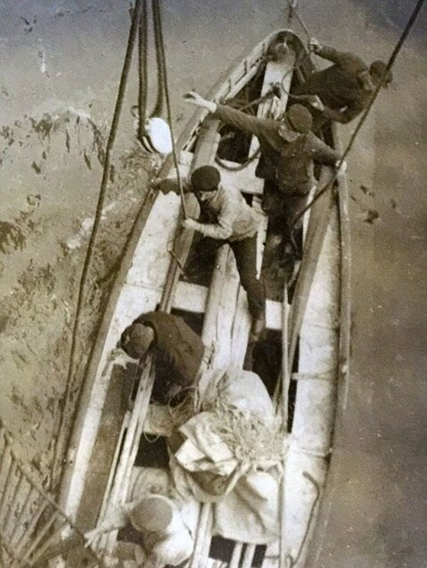 Cómo se encontró y qué había en el último bote salvavidas del Titanic (6)
