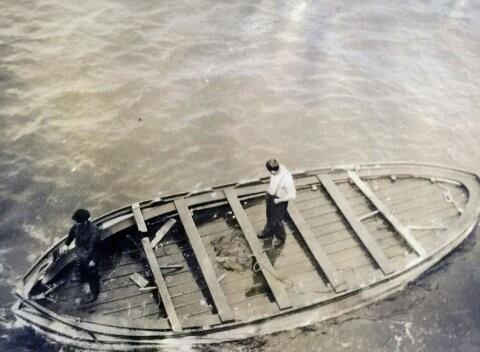 Cómo se encontró y qué había en el último bote salvavidas del Titanic (7)