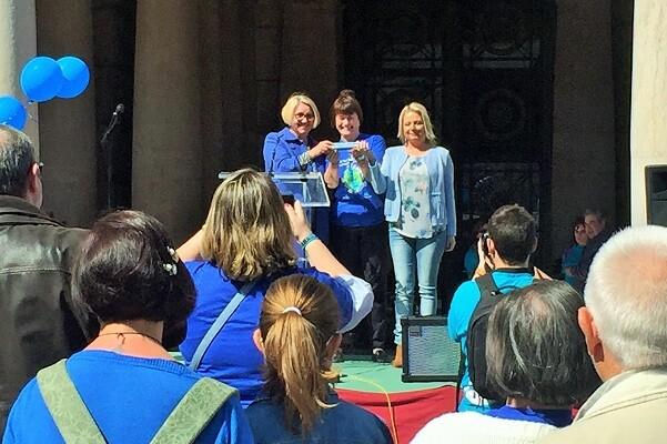 Ciudadanos de Valencia exige que la inclusión de las personas con autismo sea una realidad.