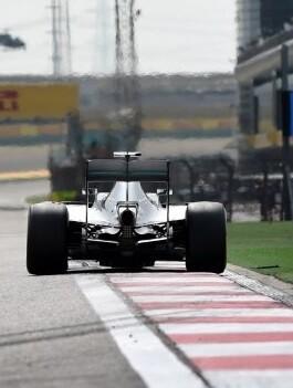 Con su triunfo en China, Rosberg concretó su tercera victoria.