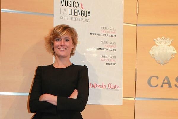 Cultura inicia un ciclo de conciertos para celebrar la Festa per la Llengua en el centro de la ciudad de Castellón.