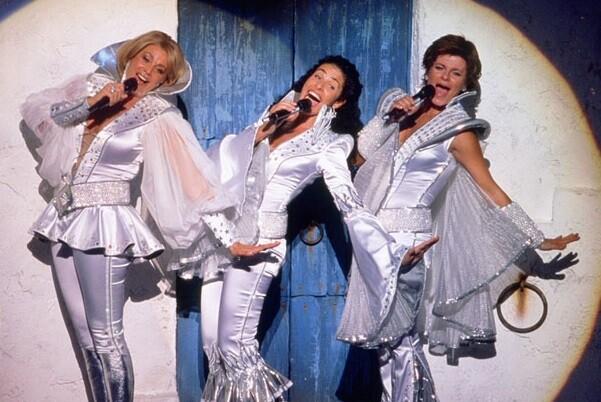 Del 20 de octubre al 20 de noviembre llega al Teatro Principal de Valencia el musical 'Mamma Mia!'.