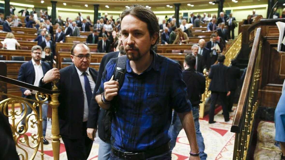 Dimite la cúpula de Podemos de Salamanca por violencia orgánica del partido en Castilla y León