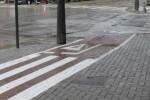 El Ayuntamiento invertirá casi un millón de euros para comunicar el carril bici de la zona este con el centro de la ciudad.