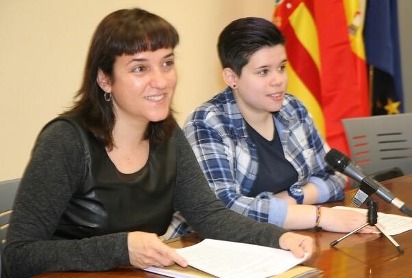 El Ayuntamiento se compromete en la lucha por la visibilidad social de las mujeres lesbianas.