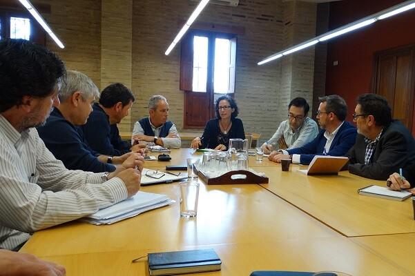 El Consell impulsa una Mesa de Coordinación de Trabajos Forestales para la Comunitat Valenciana.