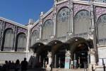El Mercat Central celebra el Día Internacional del Libro.