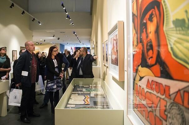 El MuVIM mantiene abierta la exposición sobre la Modernidad republicana hasta el 22 de mayo.
