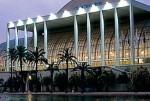El Palau acoge por primera vez el Festival 10 Sentidos y a la coreógrafa israelí Sharon Eyal.