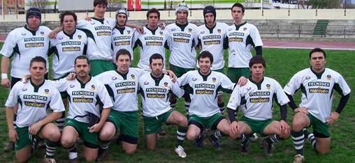 El Rugby Club Valencia nace en mayo de 1.966 (Imagen de archivo).
