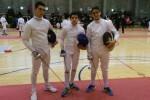 El Sala d'Esgrima Marítim pone sus miras en el Campeonato de España Infantil.