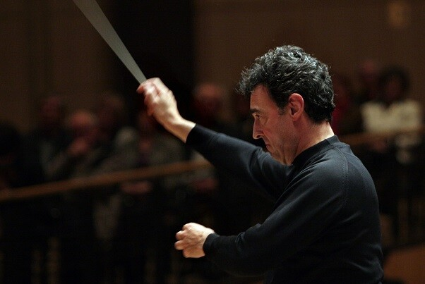 Bayreuth 23.03.2008 Opernhaus. Internationale Junge Orchesterakademie Orchesterprojekt 2008. Fot. Katarzyna Ziober