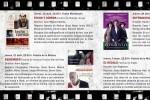 El festival 'Vivir de Cine' de Buñol arranca el próximo jueves 14 de abril con películas y cortos.