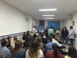 Elección presidente NNGG Burriana ambiente
