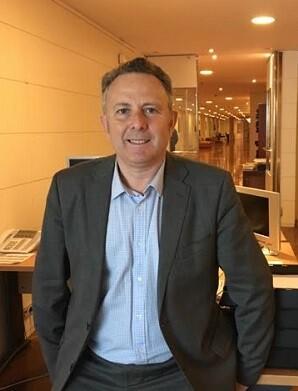 Enric Bataller, diputado de Compromís en el Congreso.