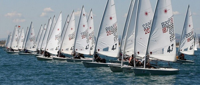 Está prevista la celebración de un máximo de seis pruebas en formato de flota por clases.