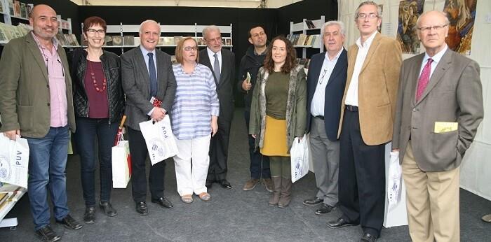 Este año la Fira crece con un 10 por ciento más de casetas, y en la que están presentes 46 editoriales valencianas.