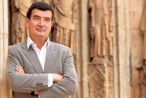 Fernando Giner (C's)- 'Pedimos que Ribó explique cómo y quiénes evalúan los proyectos que llegan a Valencia'.