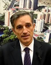 Francisco Bartual es uno de los conferenciantes del encuentro.