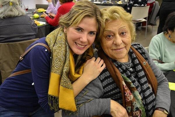 Gala de danza solidaria a favor de las personas mayores.